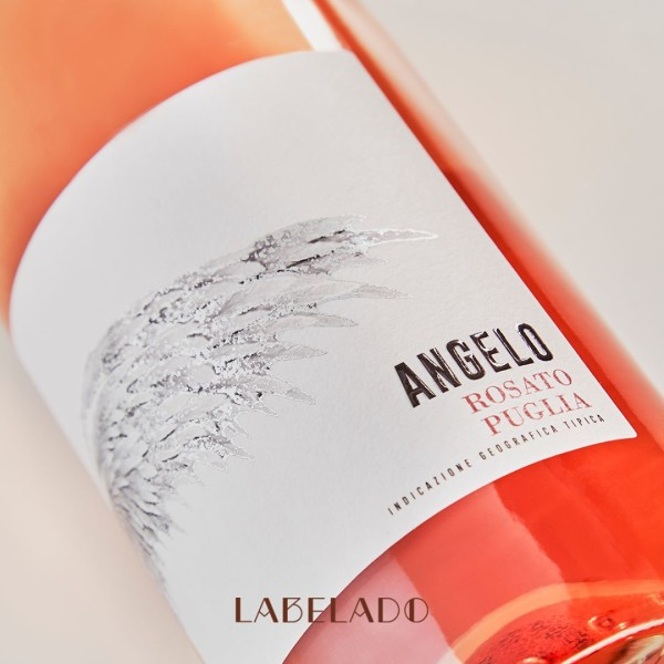 Etichetta Vino Rosè