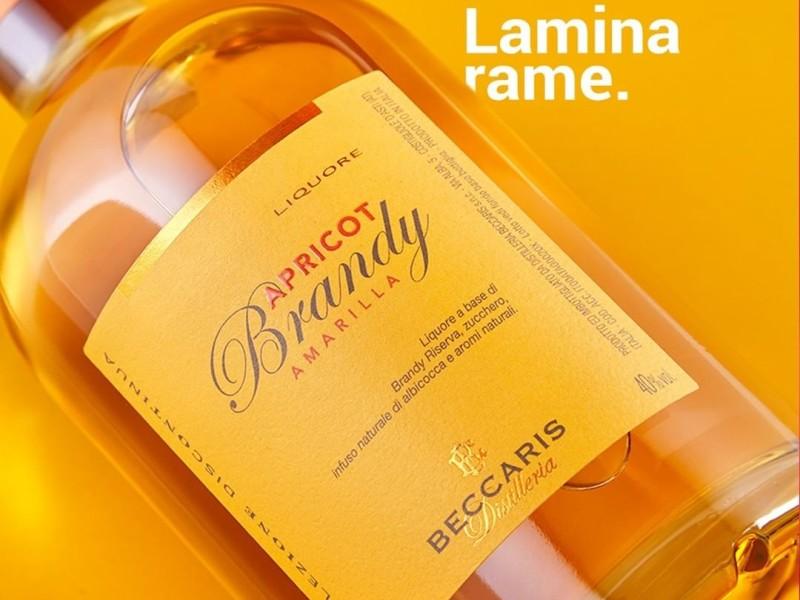 etichetta liquore